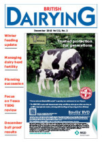 Cover image of British Dairying December 2015