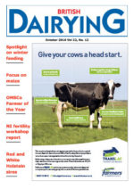 Cover image of British Dairying, October 2016 edition