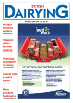Cover image of British Dairying October 2017 edition